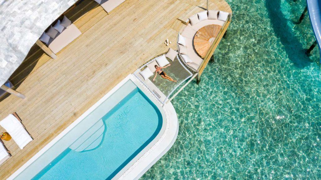 1 Bedroom Villa Soneva Fushi Мальдивы, фото