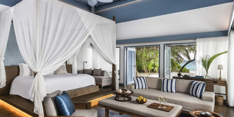 Villa Raffles Maldives Meradhoo, фото
