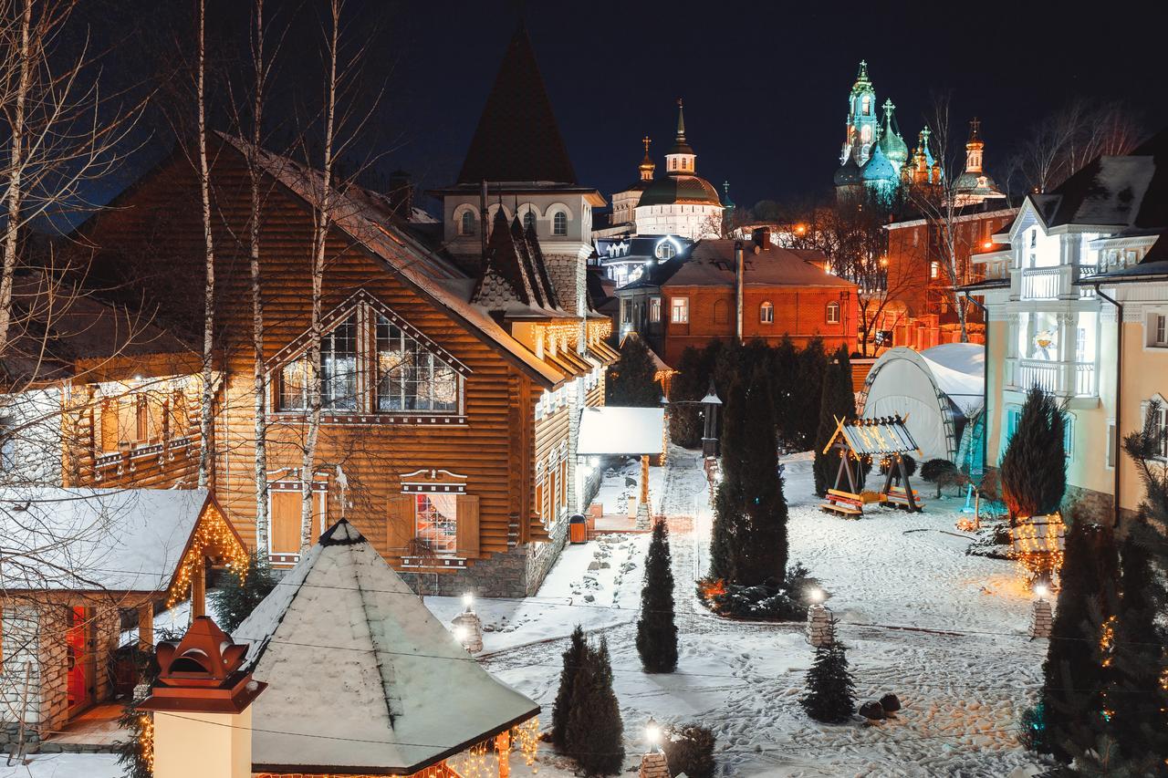 «Царская деревня» Сергеев Посад, фото
