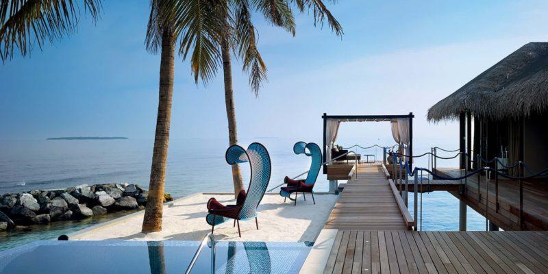 Romantic Pool Residence Velaa Private Island, фото