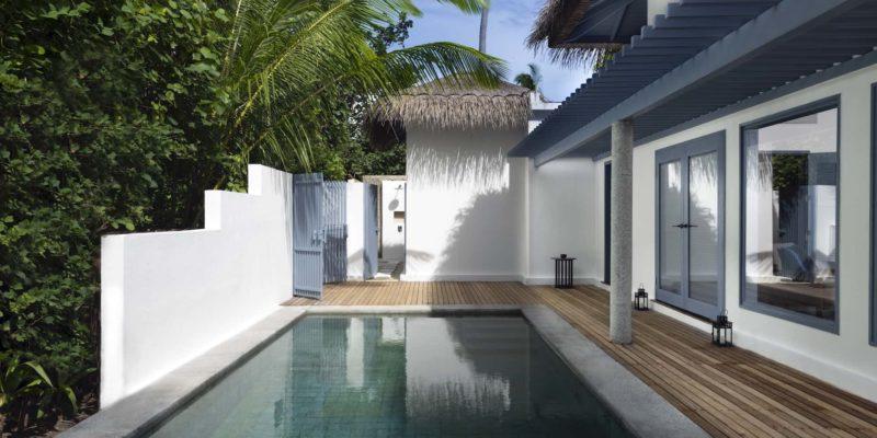 Villa Raffles Maldives Meradhoo