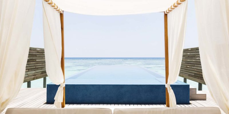 Grand Pool Water Villa Spa LUX North Male Atoll Мальдивы, фото