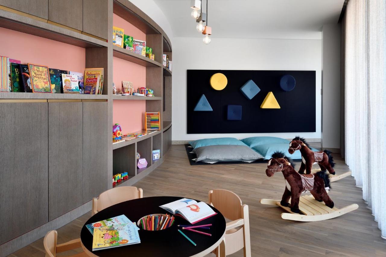 Address Downtown Kid's Club Qix Дубай, фото