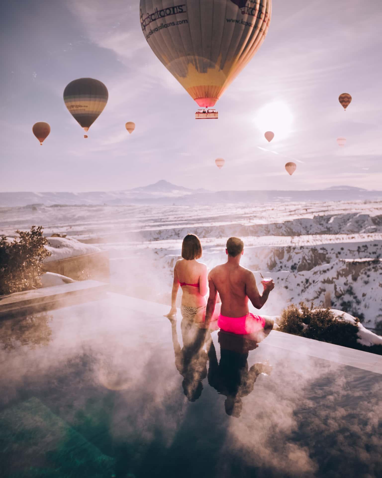 Воздушные шары Argos in Cappadocia, фото