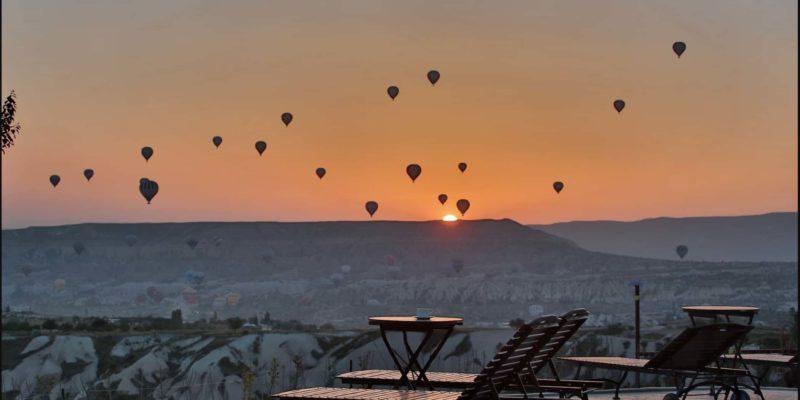 Воздушные шары Ariana Sustainable Luxury Lodge, фото