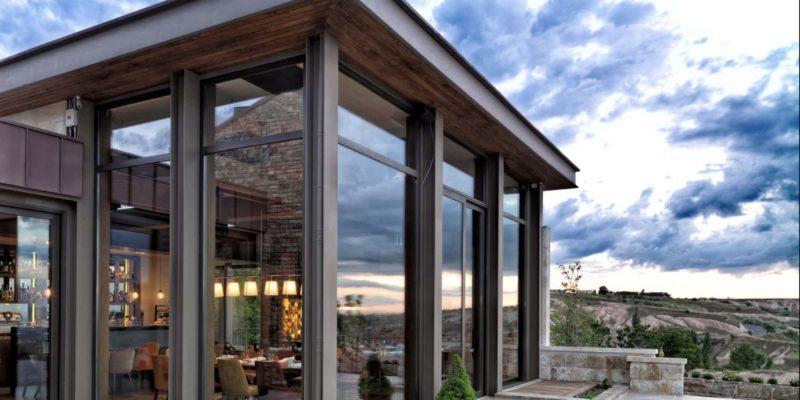 Ресторан Ariana Sustainable Luxury Lodge, фото