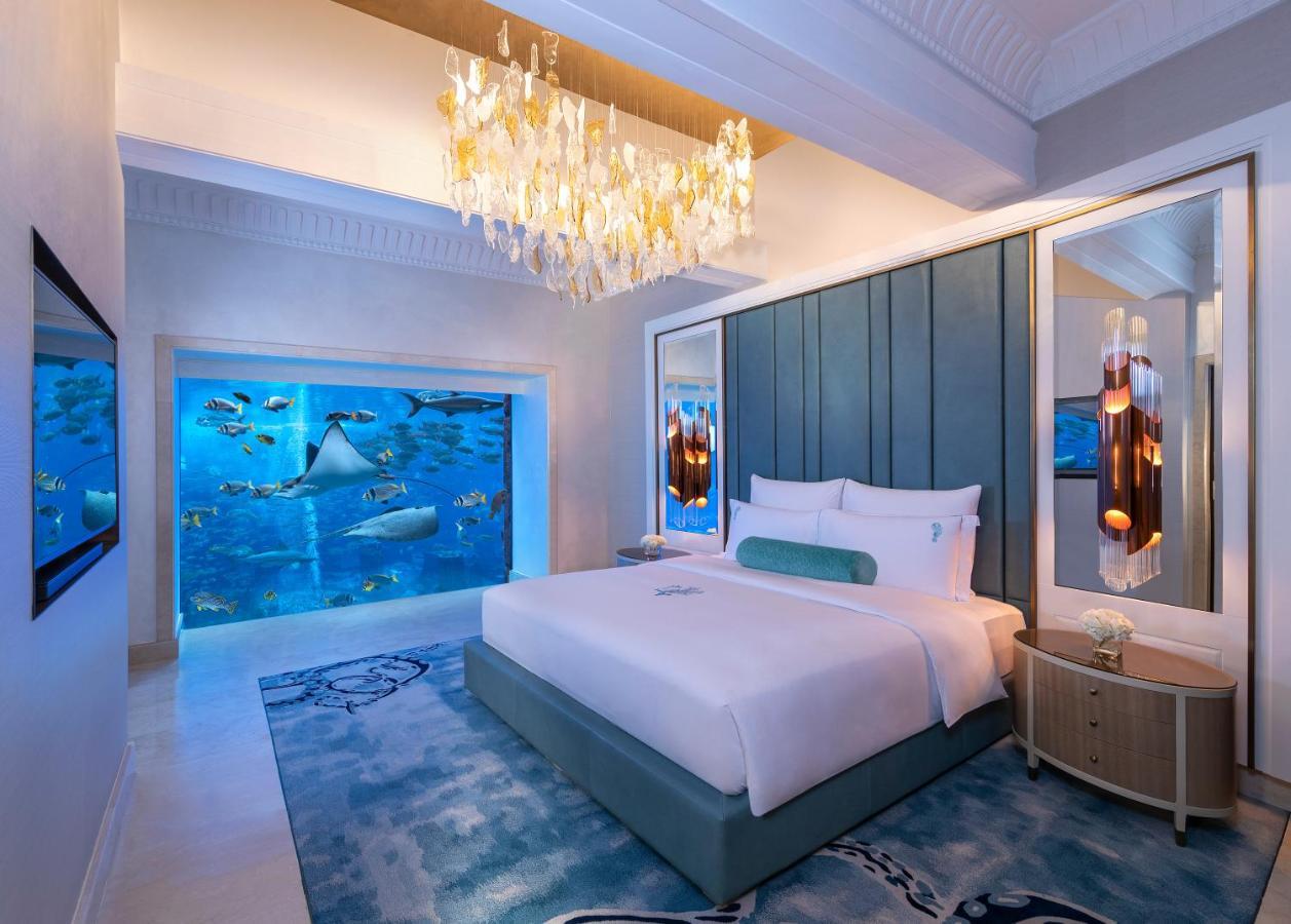 Подводный сьют Atlantis The Palm Дубай, фото