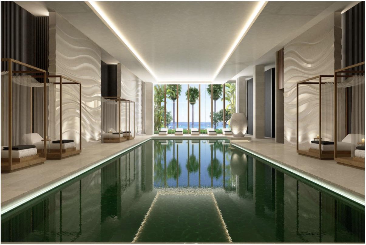 Спа Atlantis The Palm Дубай, фото
