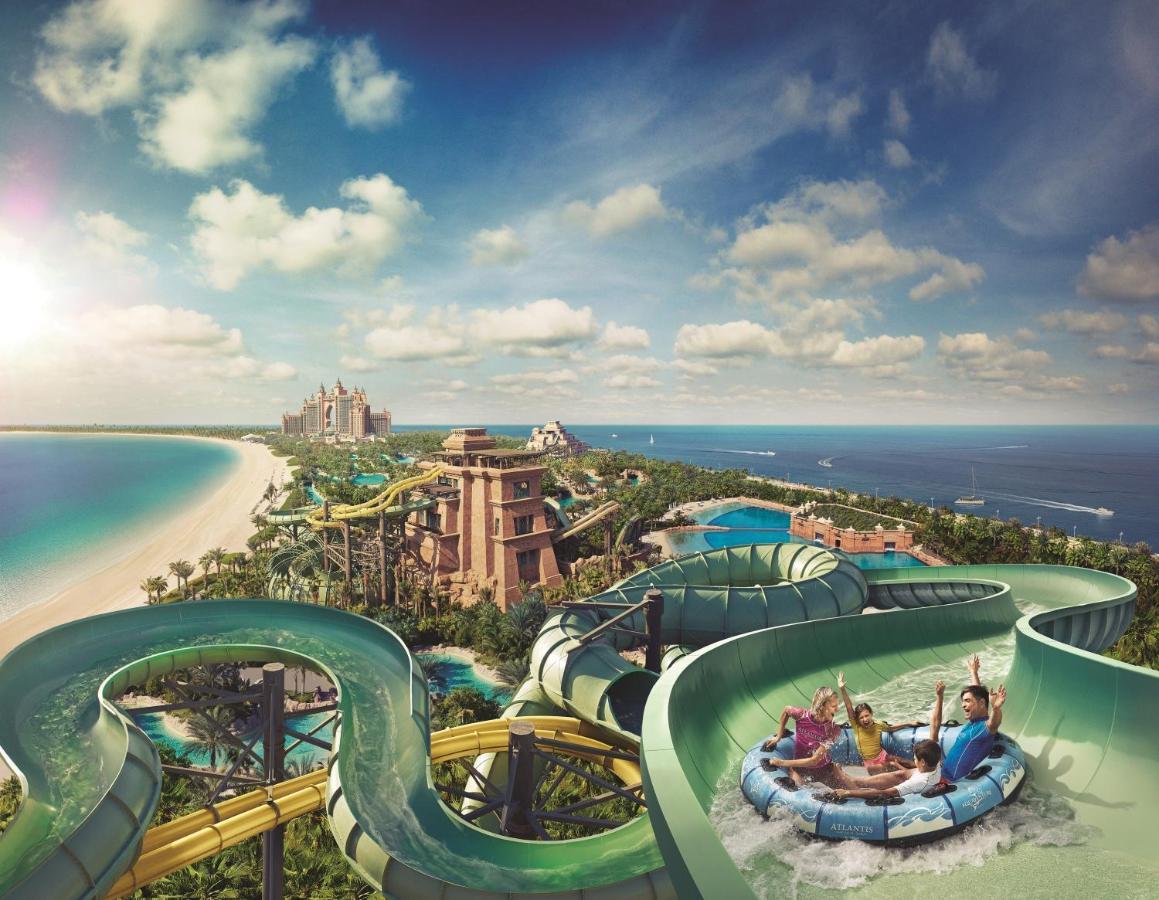 Aquaventure Atlantis The Palm Дубай, фото