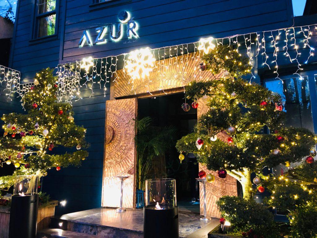 Ресторан Азур Стамбул