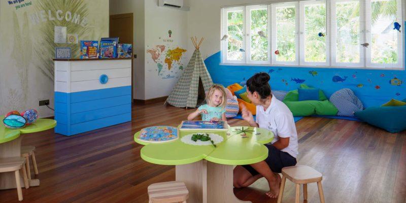 Детский клуб Baglioni Resort Maldives, фото
