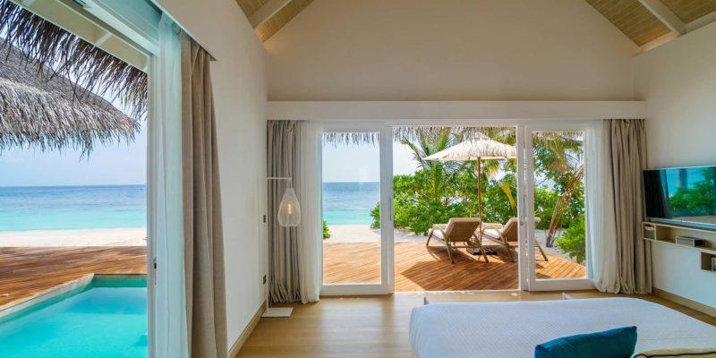 Вилла Baglioni Resort Maldives, фото