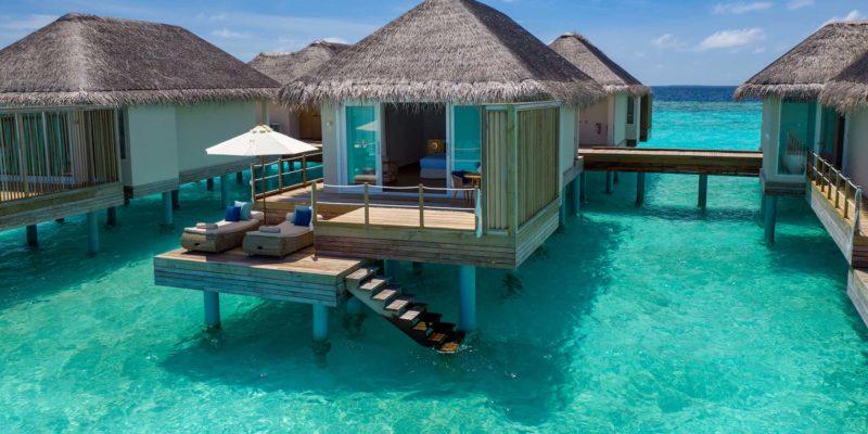 Водная вилла Baglioni Resort Maldives, фото