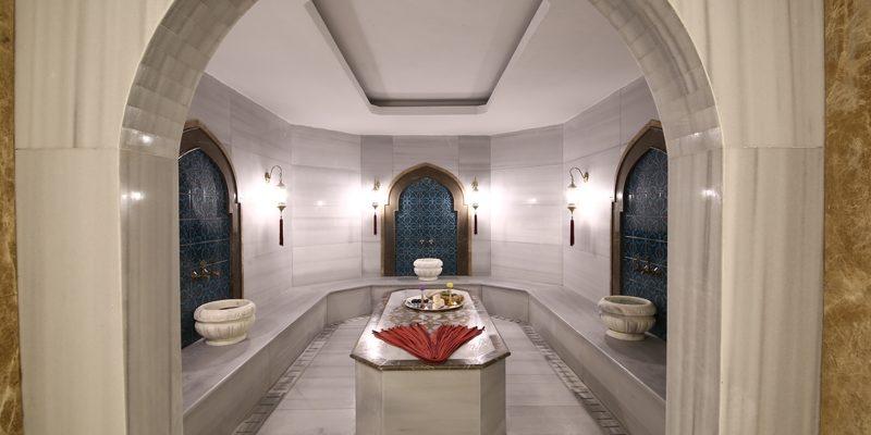 Хаммам Bof Hotel Uludağ, фото