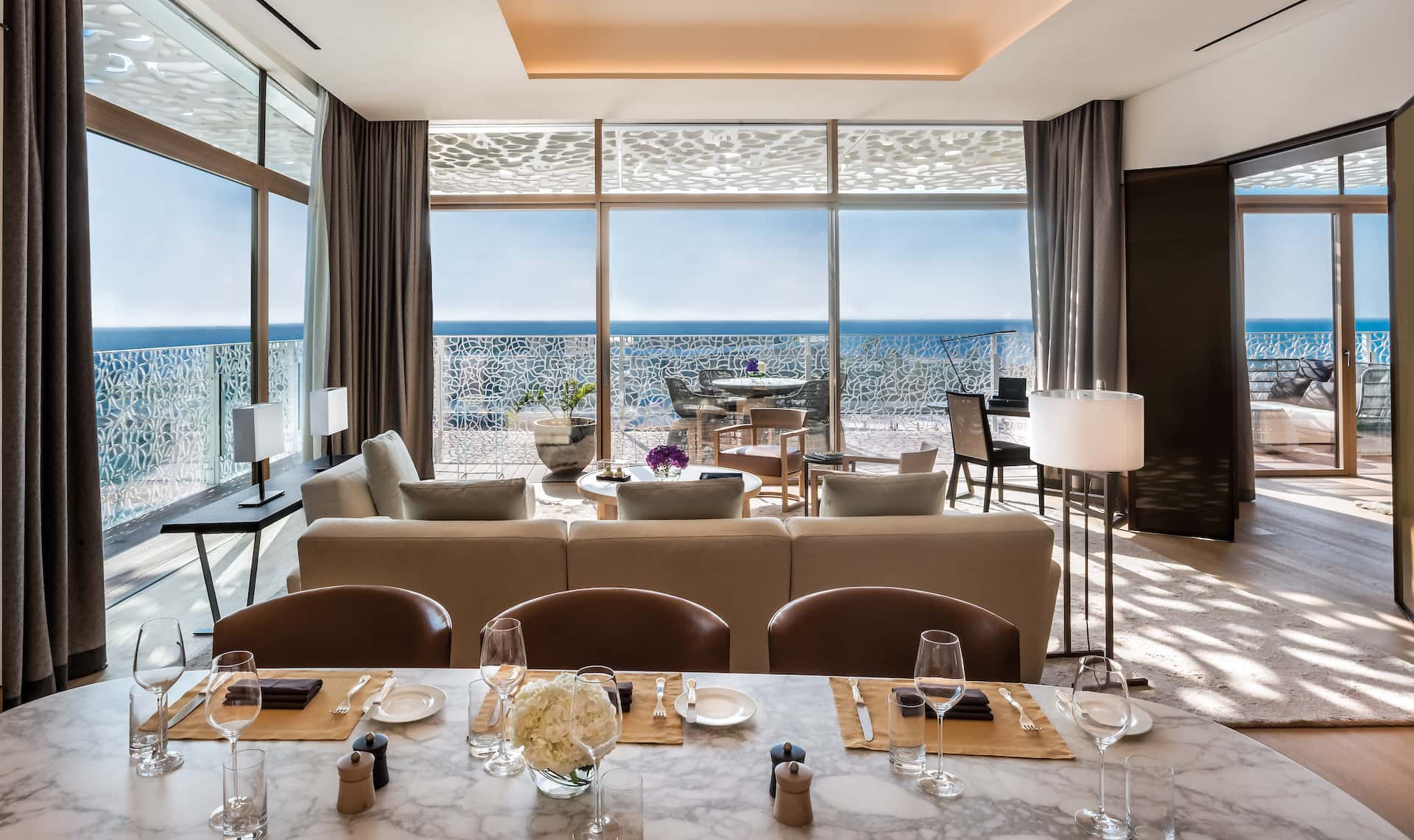 Bulgari Resort & Residences, Dubai, фото