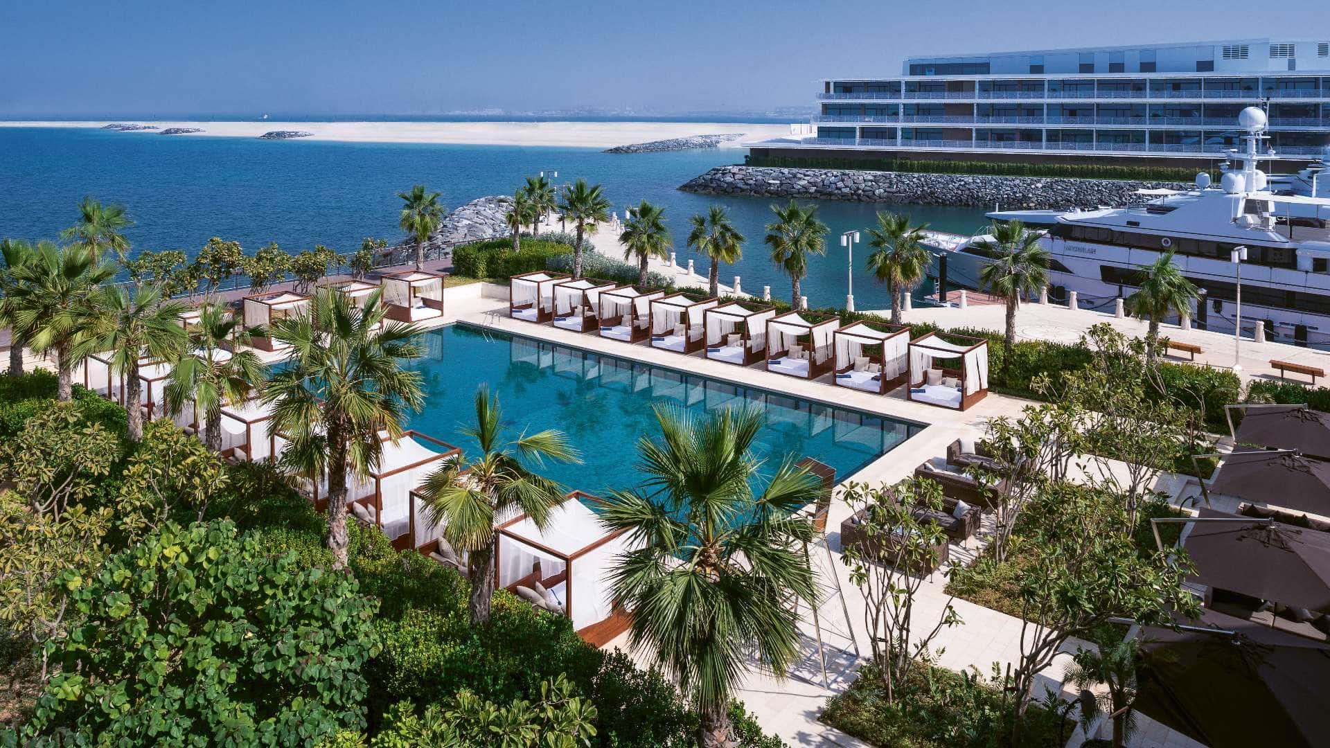 Яхт-клуб Bulgari Resort & Residences, Dubai, фото