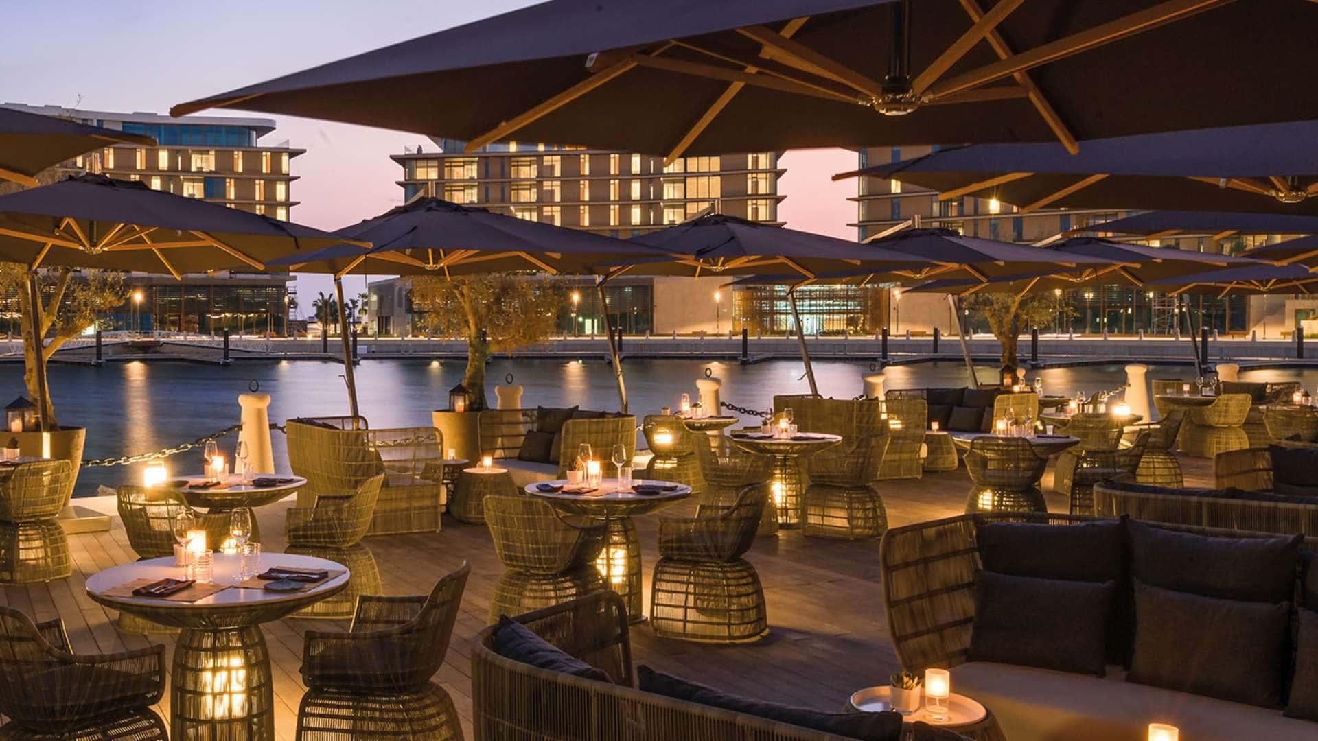 Ресторан Bulgari Resort & Residences, Dubai, фото