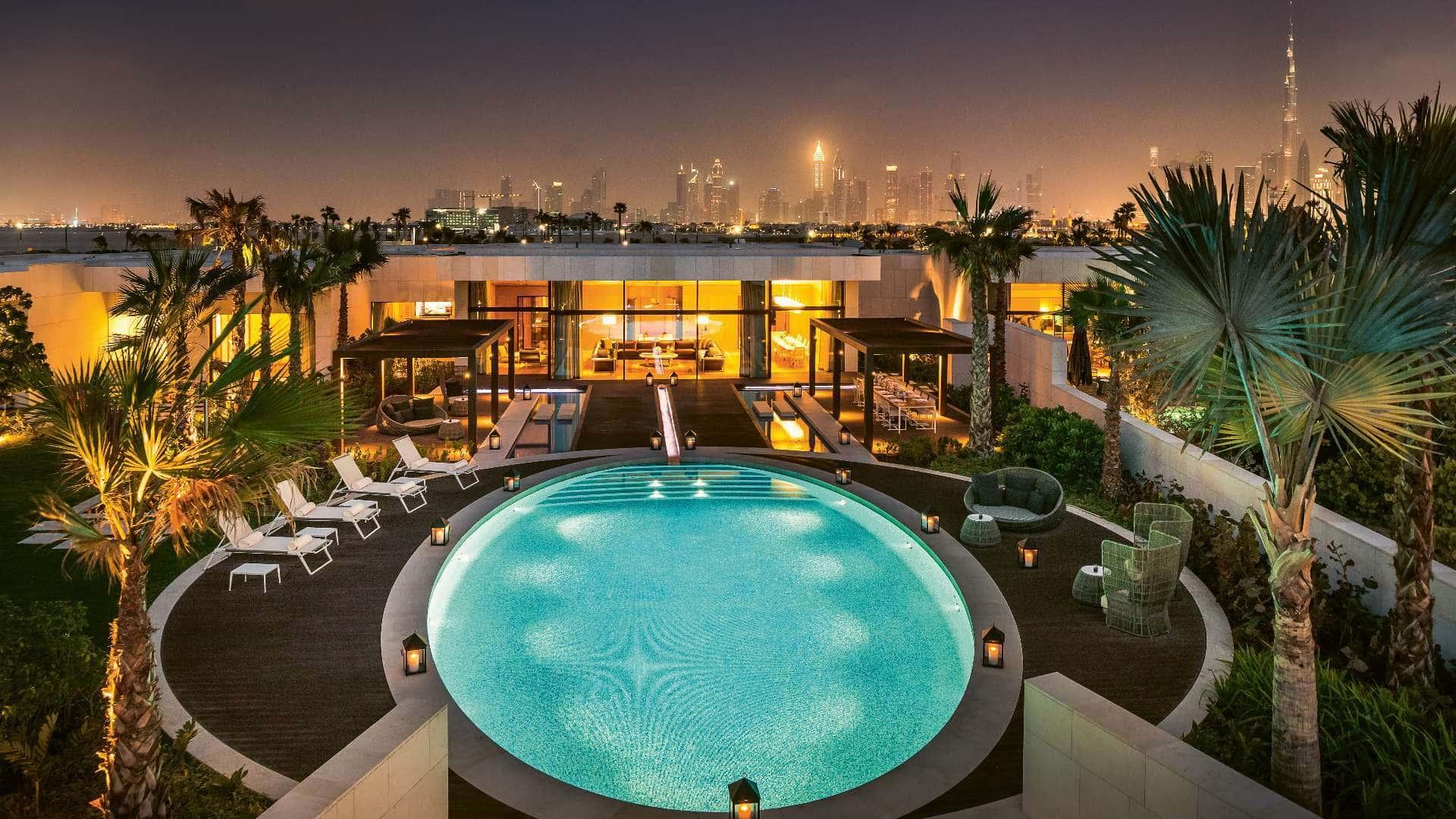 Villa Bulgari Resort & Residences, Dubai, фото