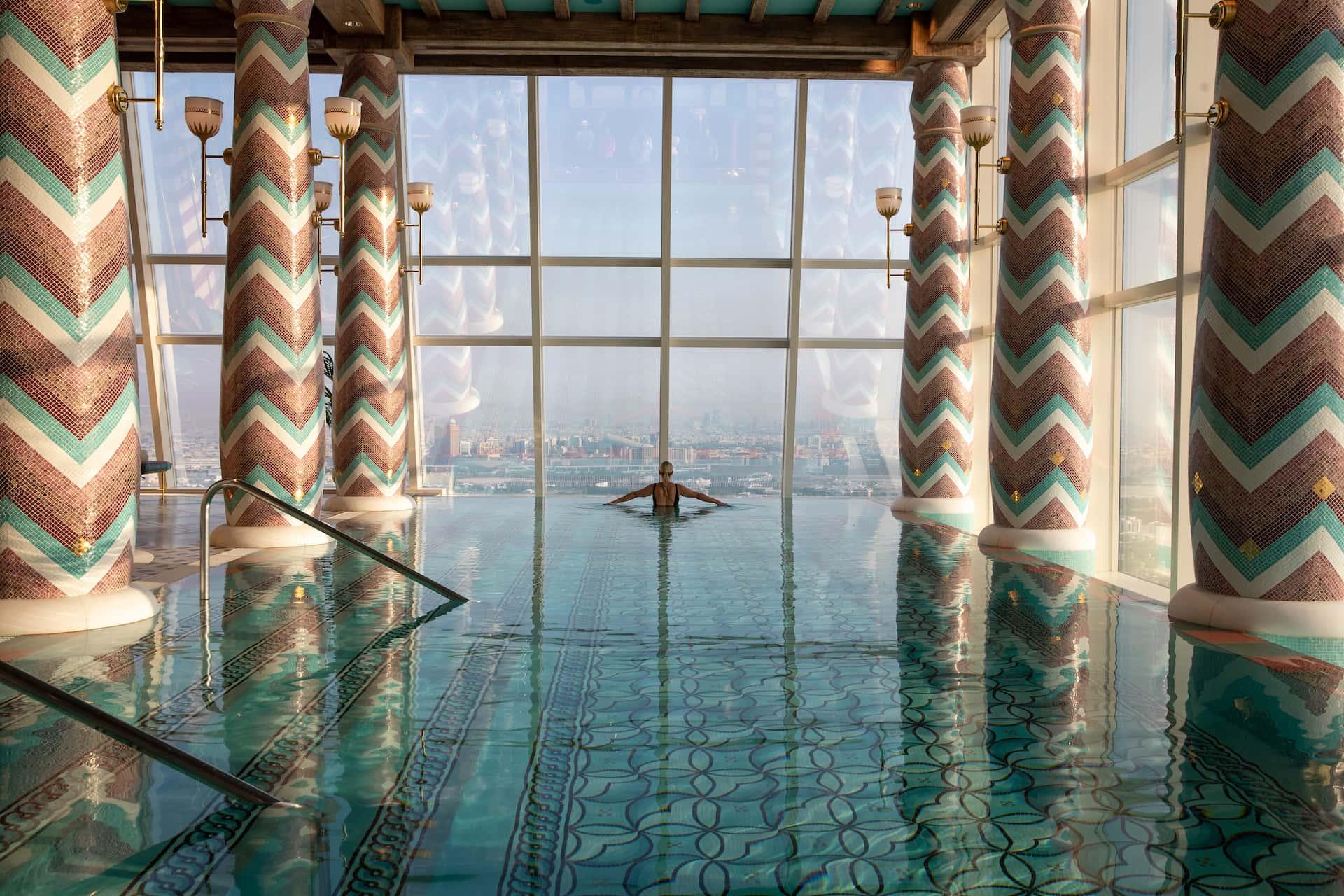 Burj Al Arab Talise Spa Дубай, фото