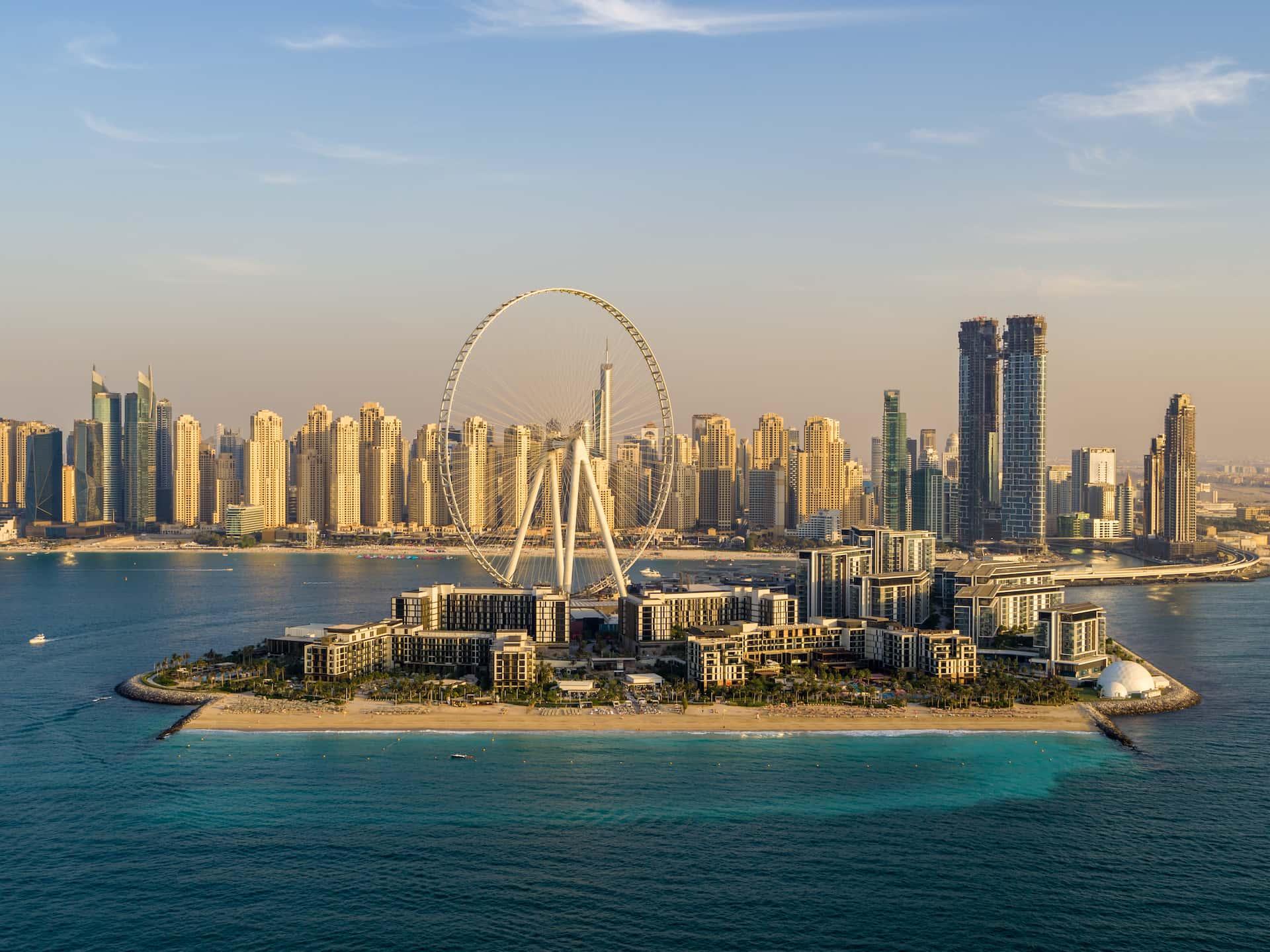 Caesars Bluewaters Dubai, фото