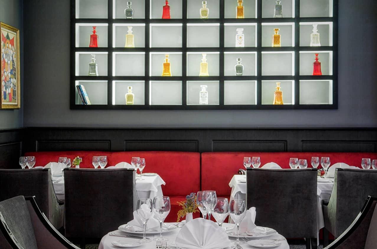 Ресторан Дералие Стамбул