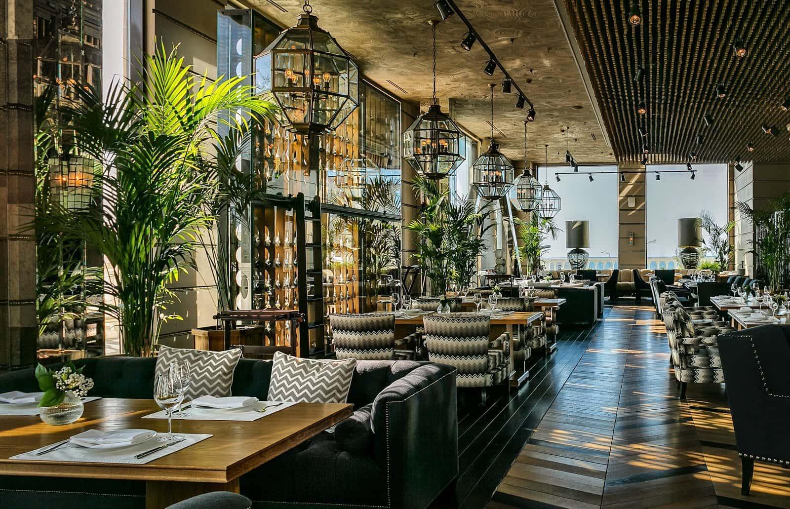 Ресторан DOM Сочи, фото