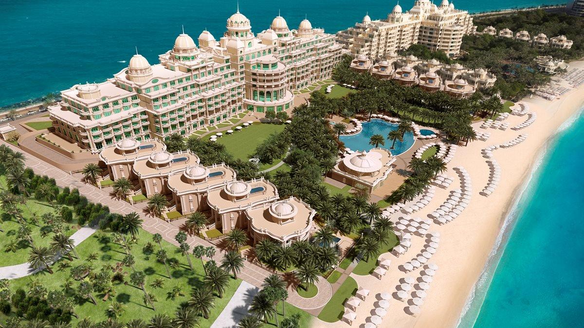 Emerald Palace Kempinski Дубай, фото