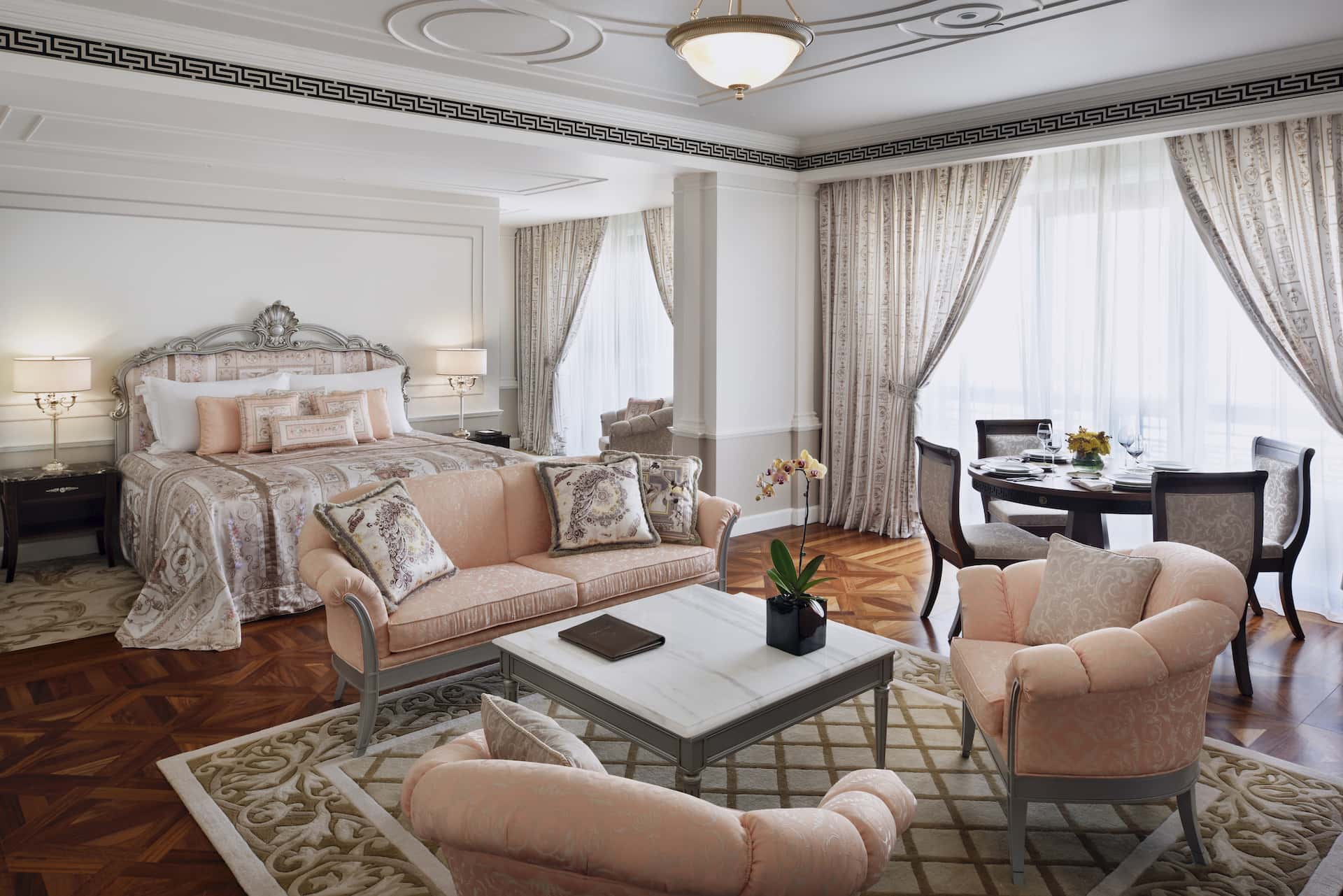 Executive Suite Palazzo Versace Дубай, фото