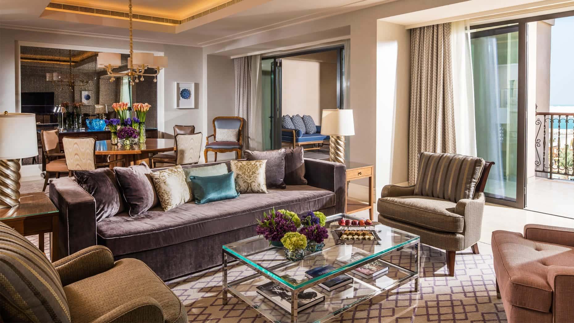 Imperial Suite Four Season at Jumeirah Beach, фото