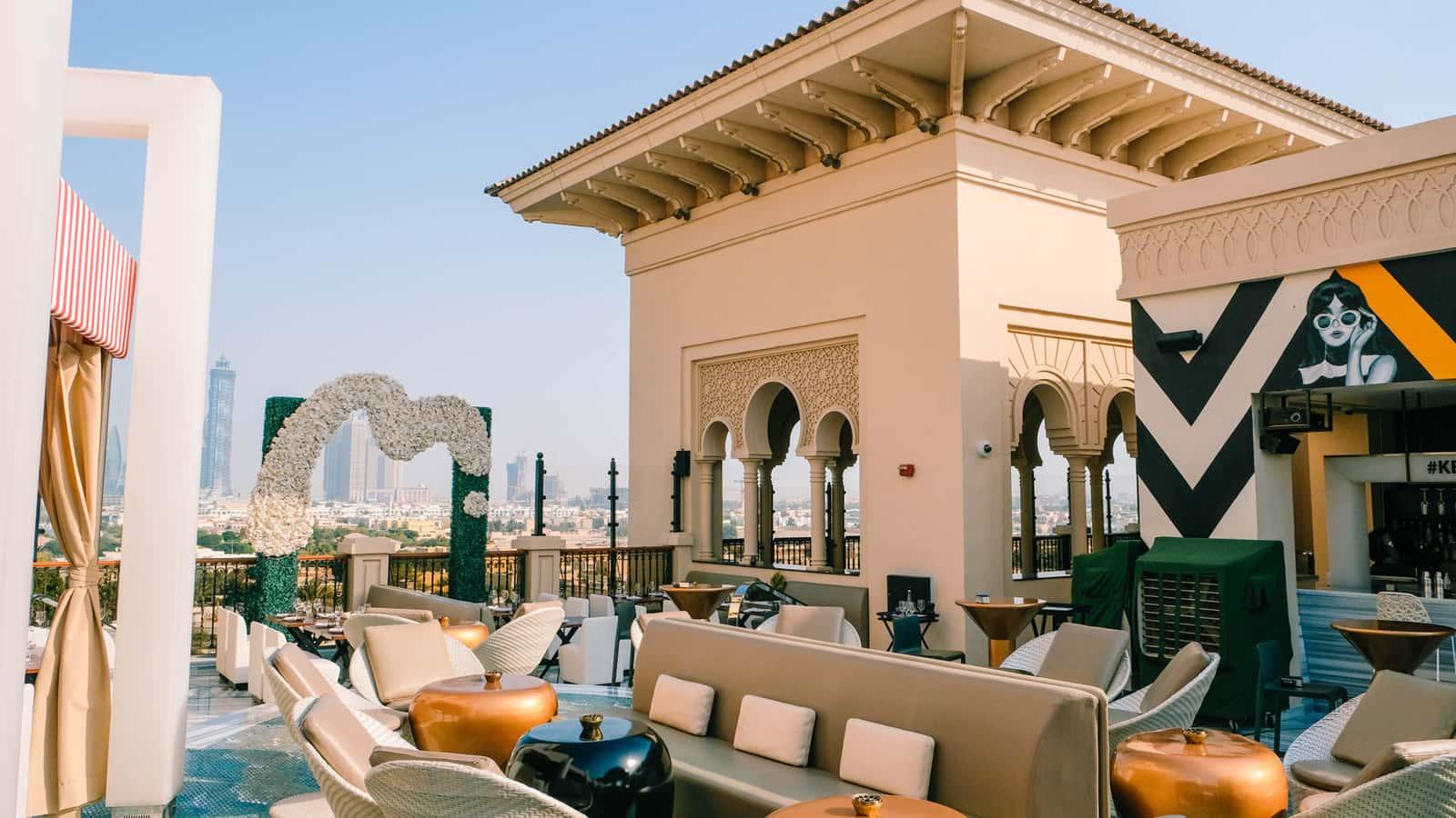Mercury Lounge Four Season at Jumeirah Beach, фото