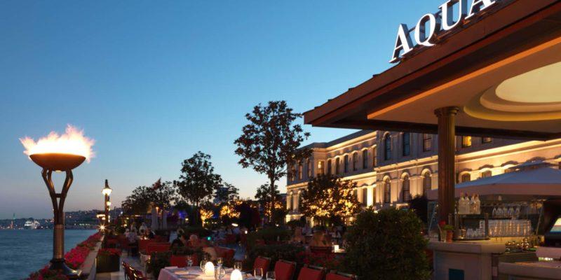 Ресторан FS at Bospohorus Стамбул, фото