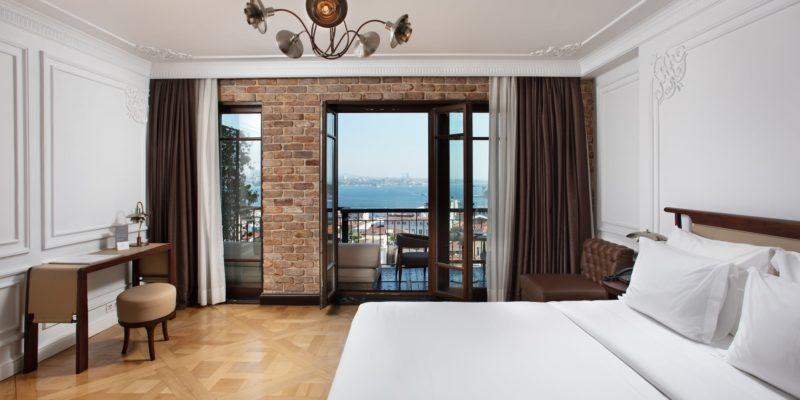 Номер Georges Hotel Galata Cтамбул, фото