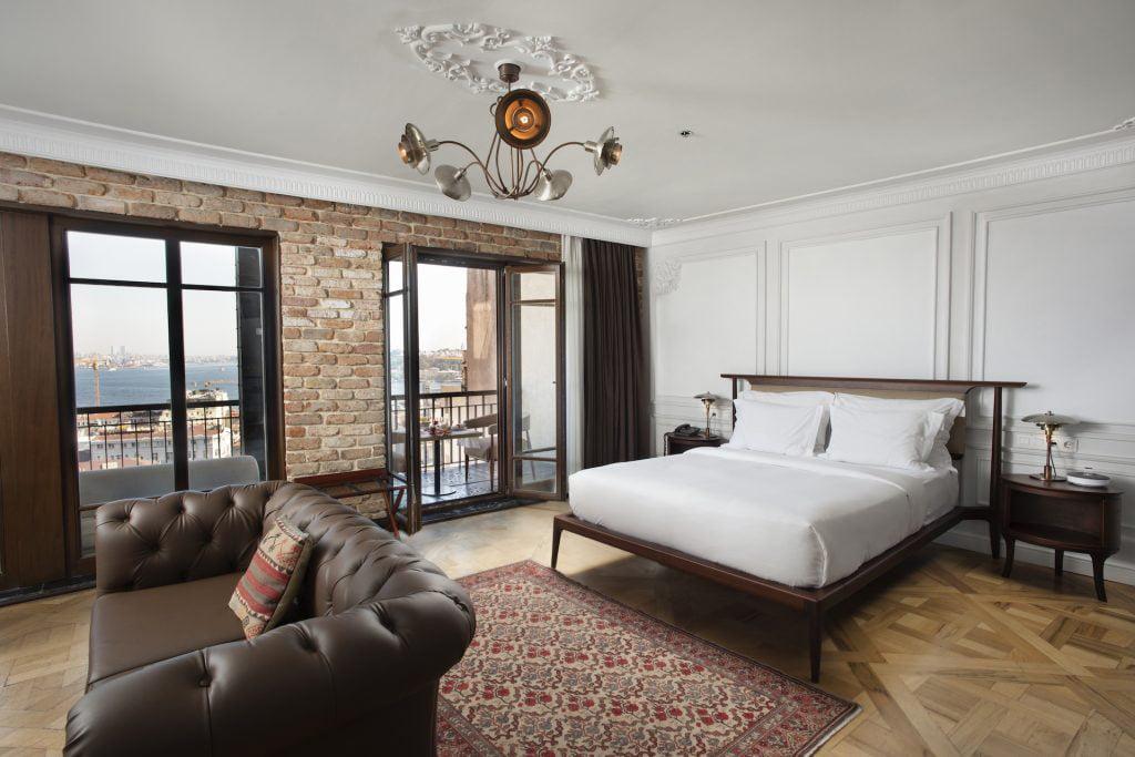 Georges Hotel Galata Cтамбул, фото