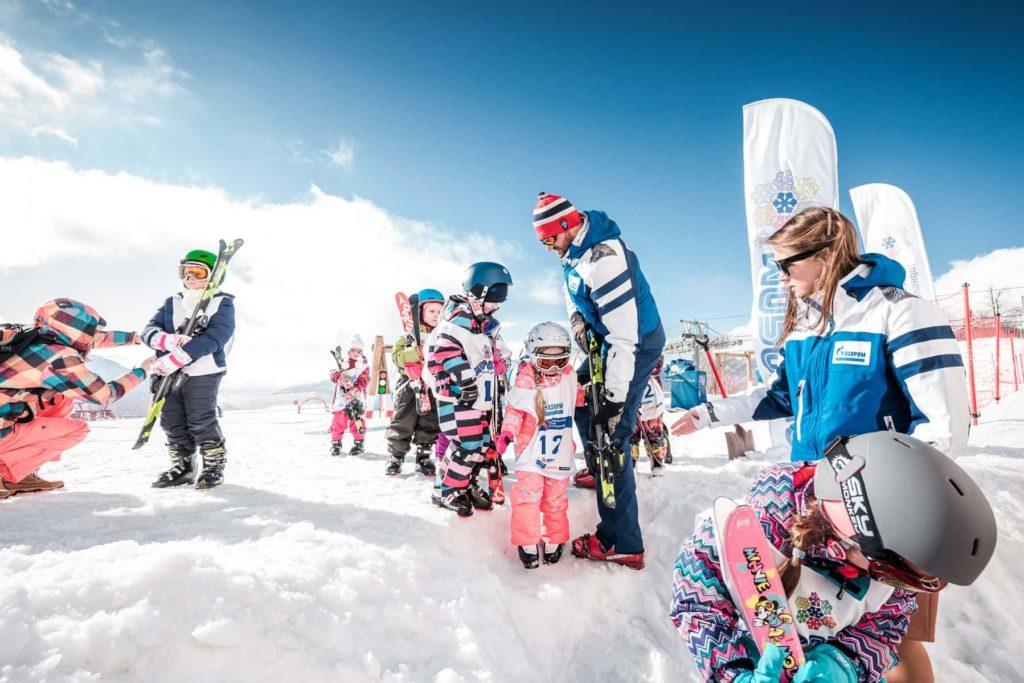 Горнолыжный Клуб Морозко Гранд Отель Поляна Сочи, фото