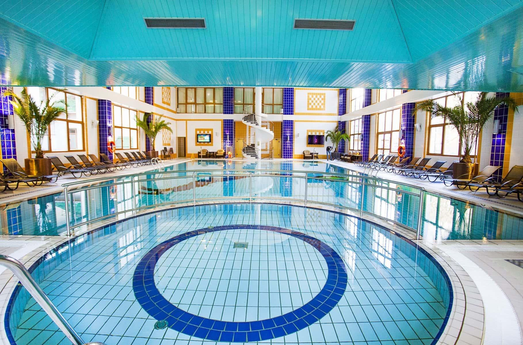 Крытый Бассейн Гранд Отель Поляна Сочи, фото