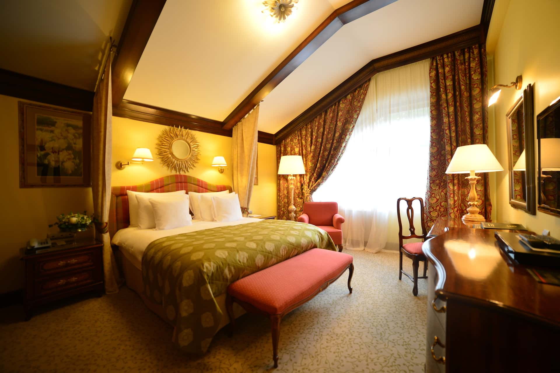 Люкс Гранд Отель Поляна Сочи, фото