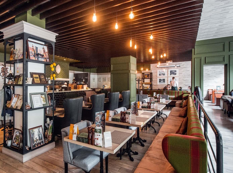 Ресторан Хmeli & Suneli Сочи
