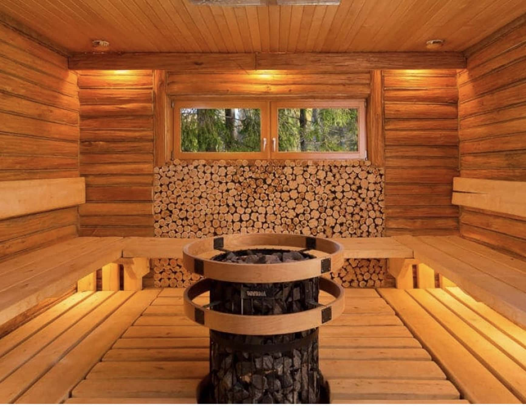 Банный комплекс «Изумрудный лес» Подмосковье, фото