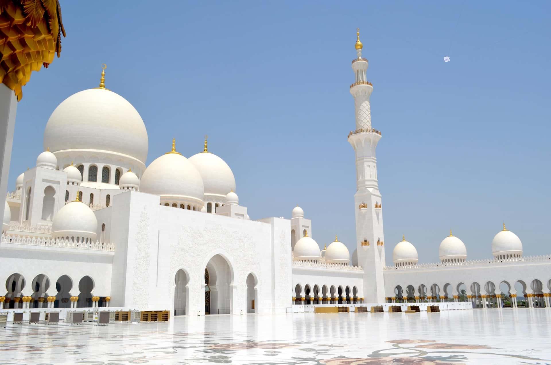 Мечеть Шейха Зайда Abu Dabi, фото
