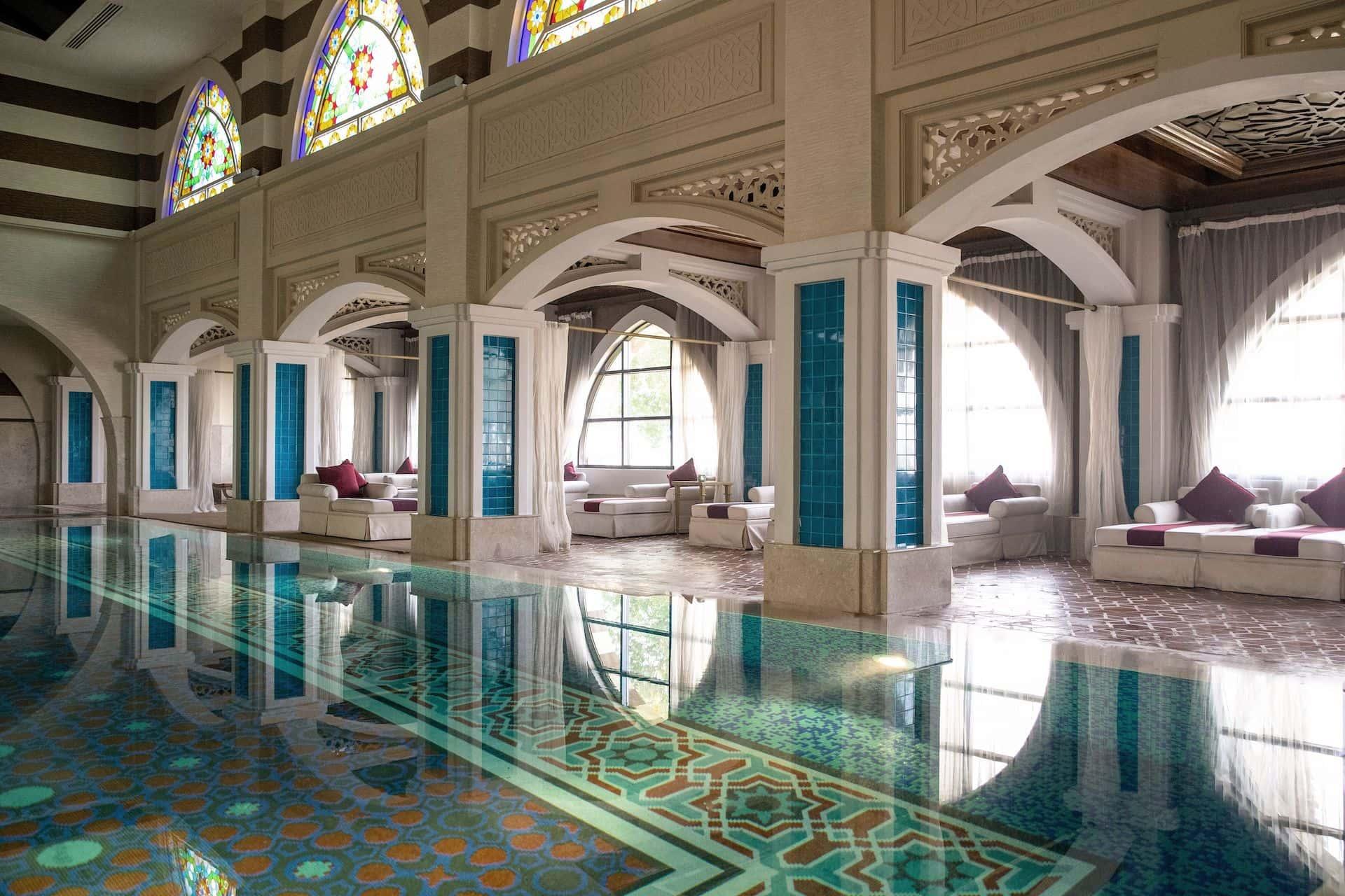 Talise Spa Jumeirah Zabeel Saray Дубай, фото