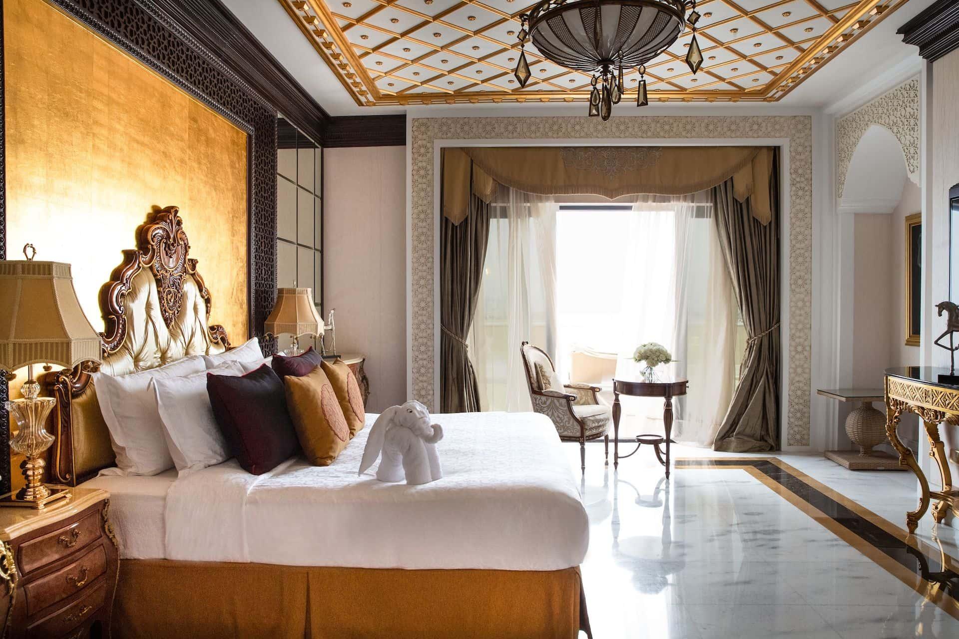 Номер Jumeirah Zabeel Saray Дубай, фото