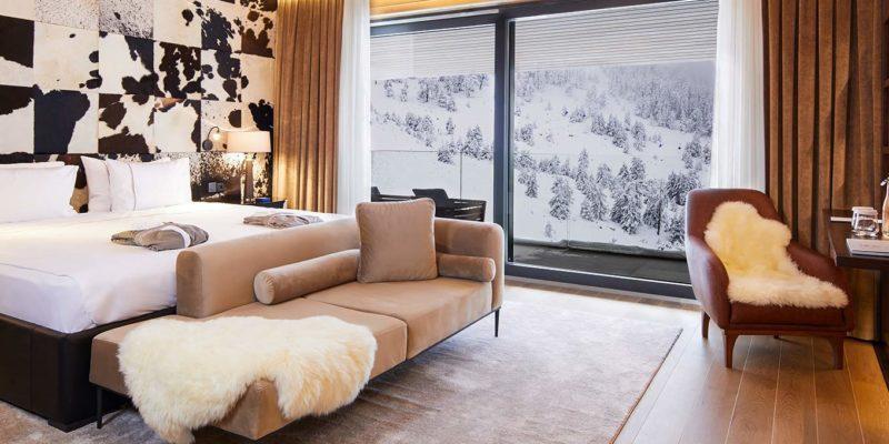 Номер Kaya Palazzo Ski & Mountain Кероглу, фото