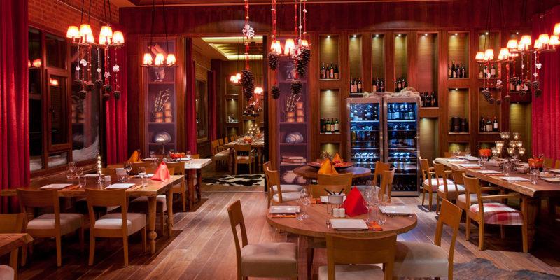 Ресторан Kaya Palazzo Ski & Mountain Кероглу, фото