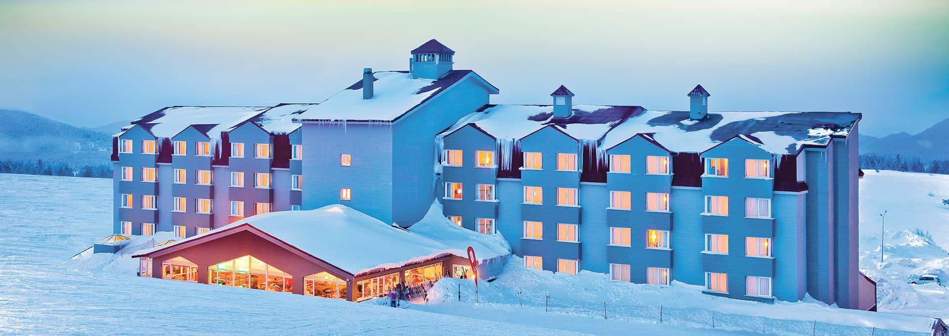 Отель Kaya Uludag Турция, фото