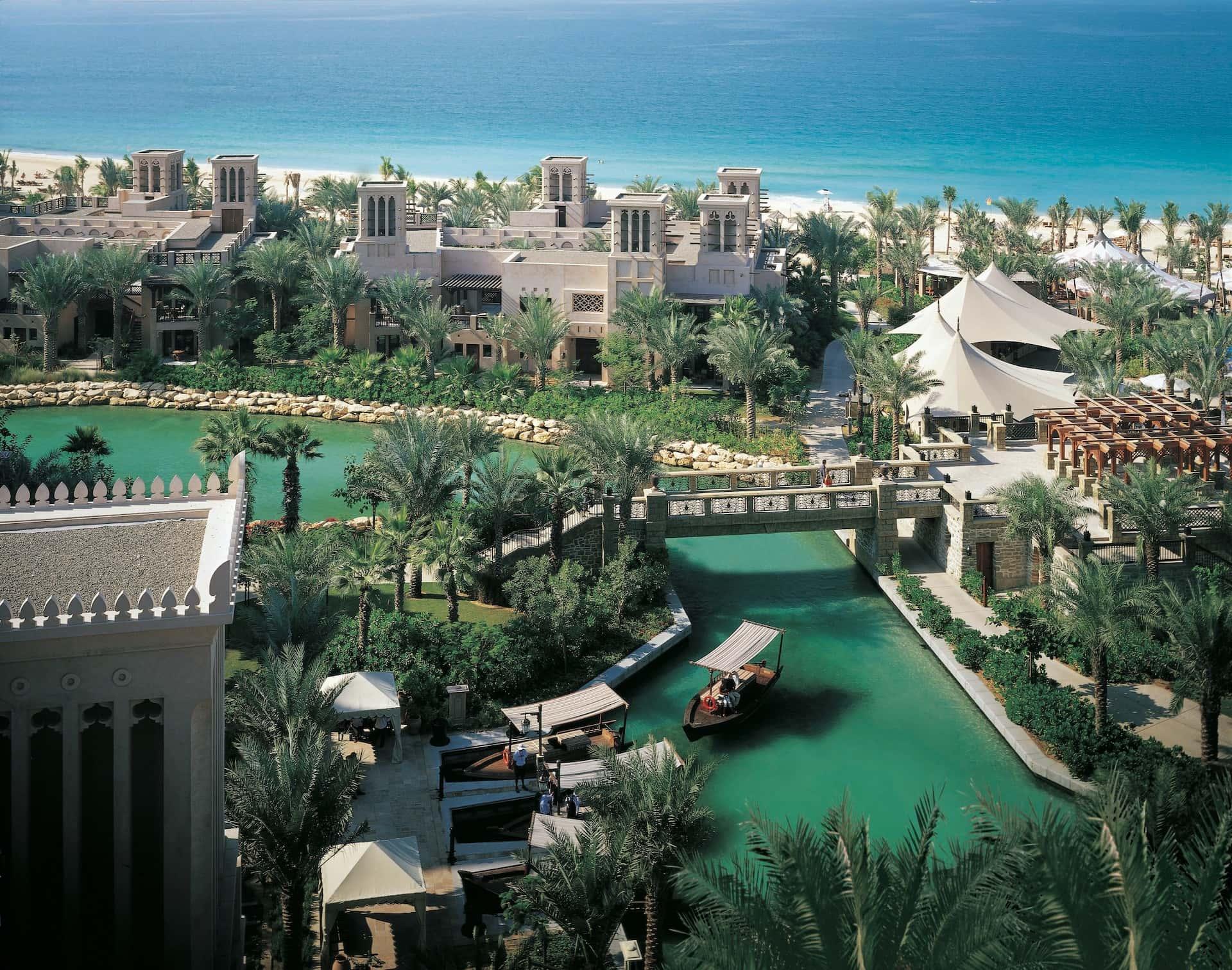 Madinat Jumeirah Dar Al Masyaf Waterways, фото