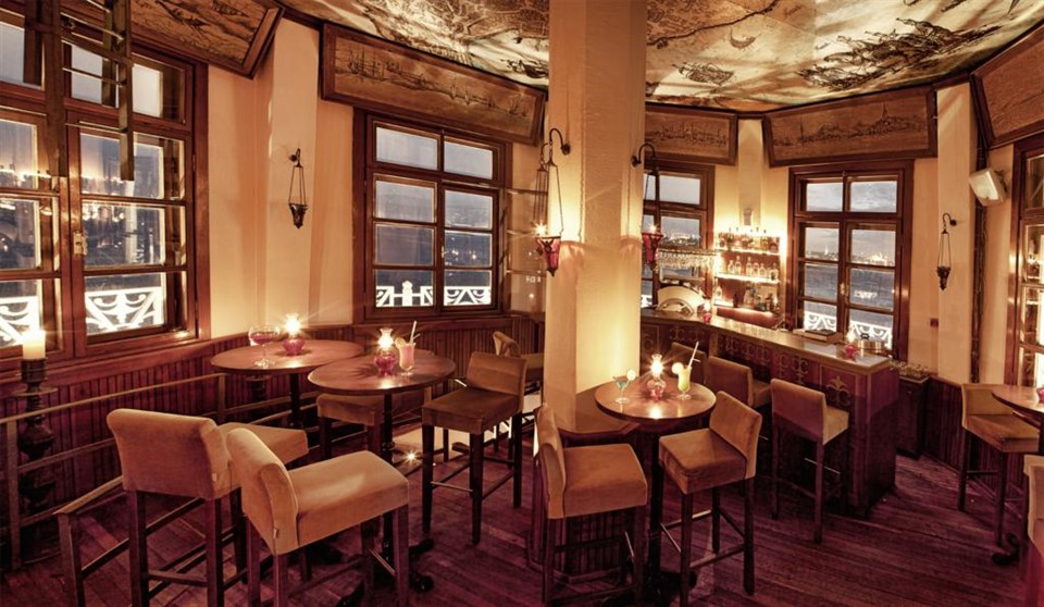 ресторан мейден тауэр стамбул