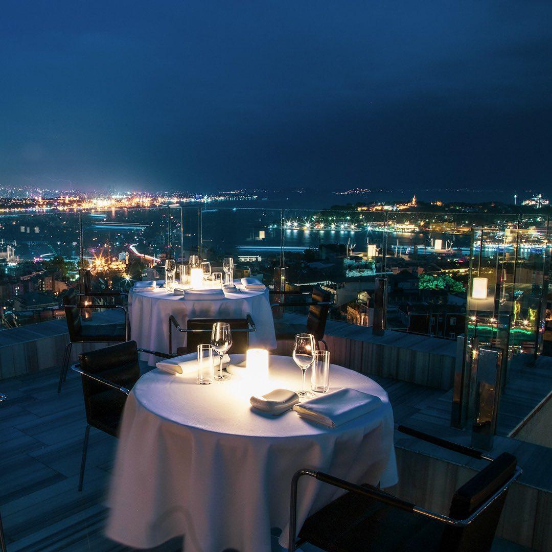 Ресторан Микла Стамбул