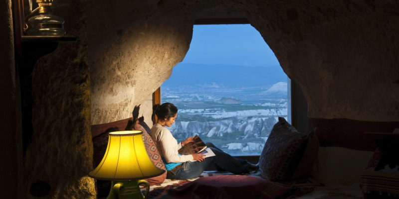 Museum Hotel Каппадокия, фото