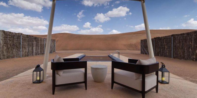 Mysk Al Badayer Retreat Private Terrace Шарджа, фото