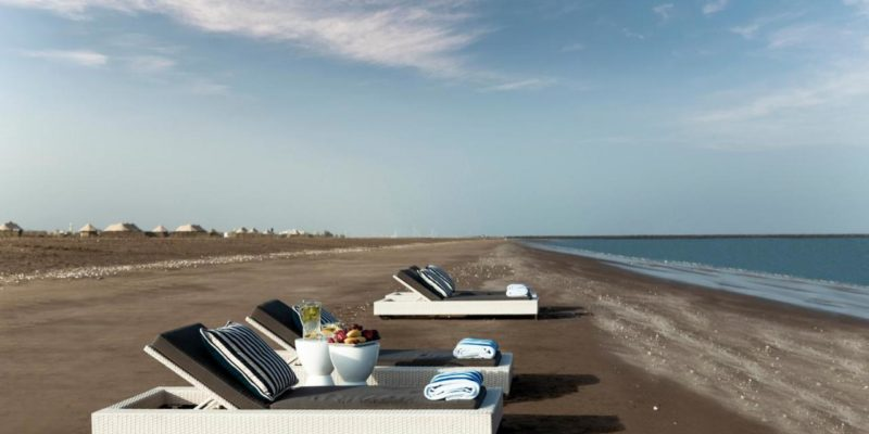 Mysk Kingfisher Retreat Beach Шарджа, фото